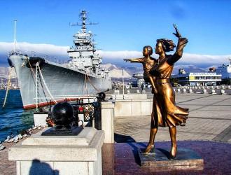 Военно-историческая экскурсия в г. Новороссийск