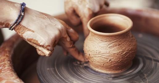 Глиняная сказка «Гаянэ»