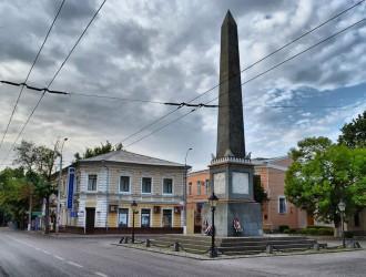 Военно-историческая экскурсия по г. Симферополь