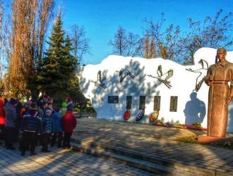 Военно-историческая экскурсия в Музей воинской славы и истории казачества в п. Виноградном