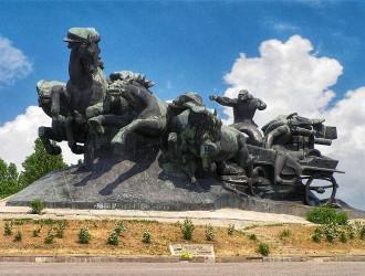 Военно-исторический маршрут Ростов-на-Дону – Новочеркасск
