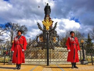 Военно-исторический маршрут Краснодар – Новороссийск