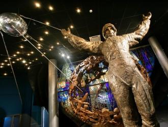 «Я- будущий космонавт» Экскурсия в Музей Космонавтики