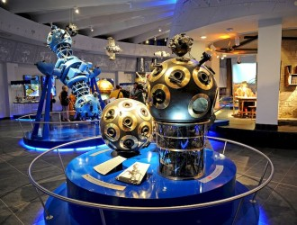 Музей «Лунариум» и Большой Звездный зал