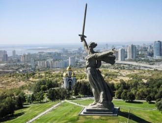 Город герой - Волгоград