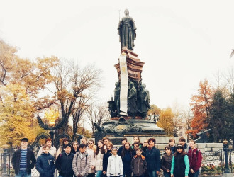 Обзорная военно-историческая экскурсия по г. Краснодару
