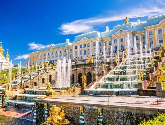 История города Санкт Петербурга