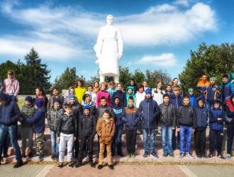 Военно-историческая экскурсия в г. Крымск