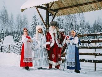 Новогодний тур «Приключения в Карелии»