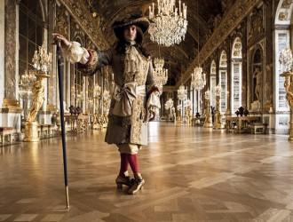 Новогодняя программа в стиле короля Людовика XIV