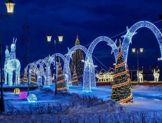 Новогодние каникулы в Казани